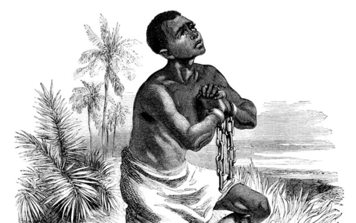 history of slavery. not only black people were slaves. all races of all nations were slaves dating back 11,000 years.