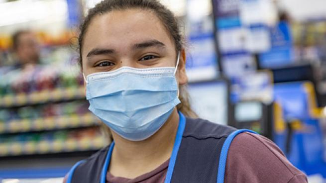 Mandatory masks in stores. Despite mask mandates across several states and and recommendation from the Centers for Disease Control and Prevention (CDC) as a life-saving gesture, many individuals choose not to wear masks in public as a means of protecting themselves and others from COVID-19.