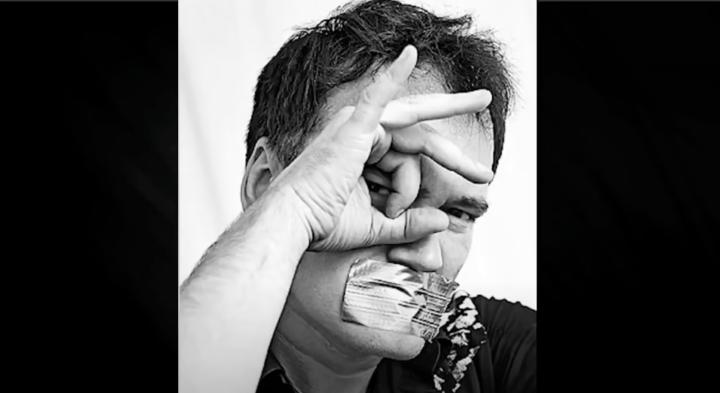 Quentin Tarantino is a freemason who worships the devil...this is what freemasons do. freemasons and the illuminati