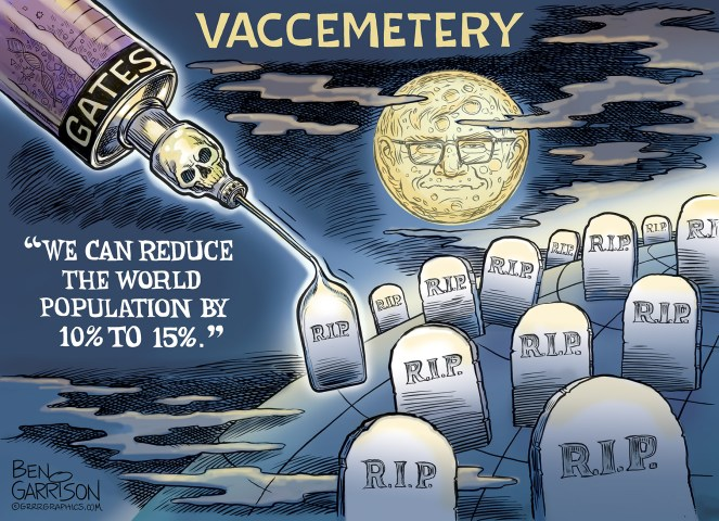 Covid Vaccines are killing people by attacking their God-given immune systems. Covid Vaccine Deaths are higher than reported - ROTTER News