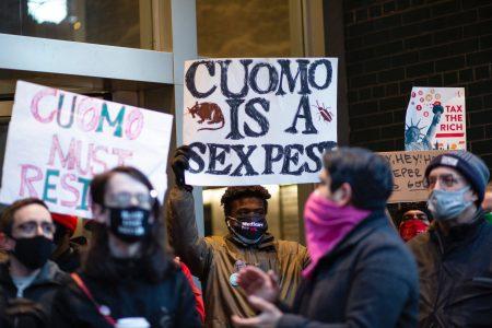 Cuomo resigns as NY governor