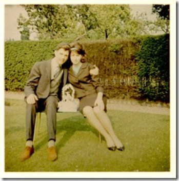 Mum and Dad get married