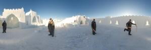 Yellowknife snowking