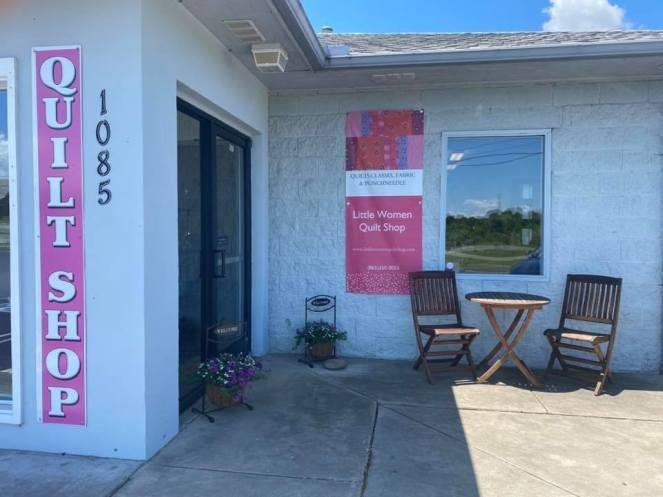 Little Women Quilt Shop, 85 Martha Glass Drive Jefferson City, TN 37760