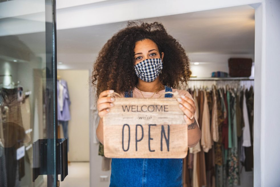3 ways to stay connected with customers while social distancing - The following are three ways for small businesses to stay connected with their customers even when those customers are not allowed to enter their facilities.