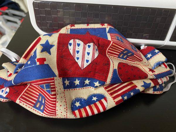 Patriotic Face Mask