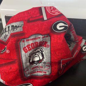 Georgia Bulldogs Face Mask #UGA