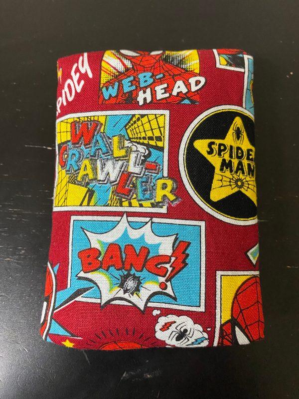 Out of the Box Spider-Man Pocket Tissue Holder - Let Spider-Man hold your tissues in this pocket tissue holder. #Spiderman