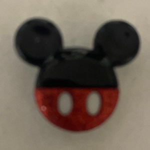 Mickey Mouse Magnet - A Magnet with Mickey Mouse on it. #MickeyMouse #Mickey