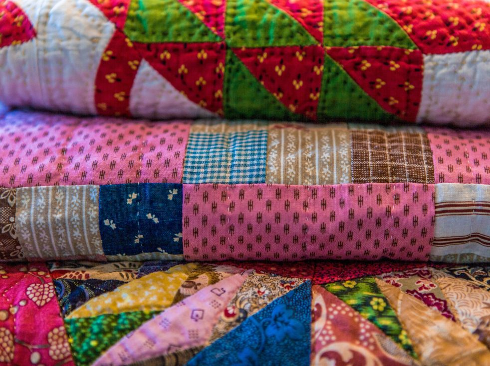 National Quilting Day - A day for those who love sewing a quilt. #QuiltingDay #Quilting
