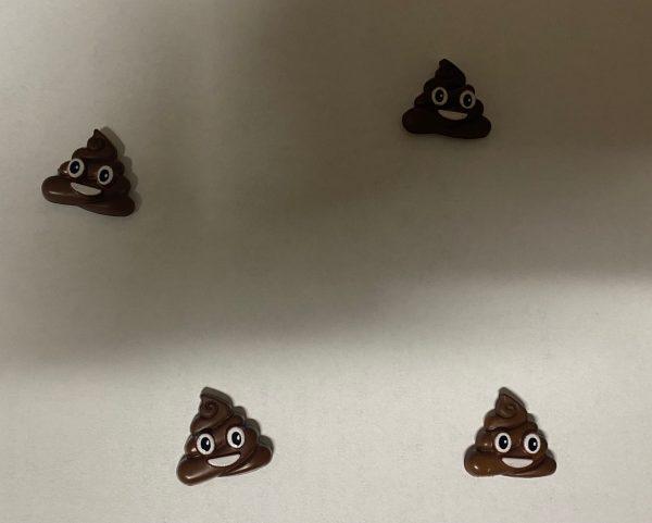 Poo Emoji Magnet - The beloved Poo Emoji as a magnet. #PooEmoji