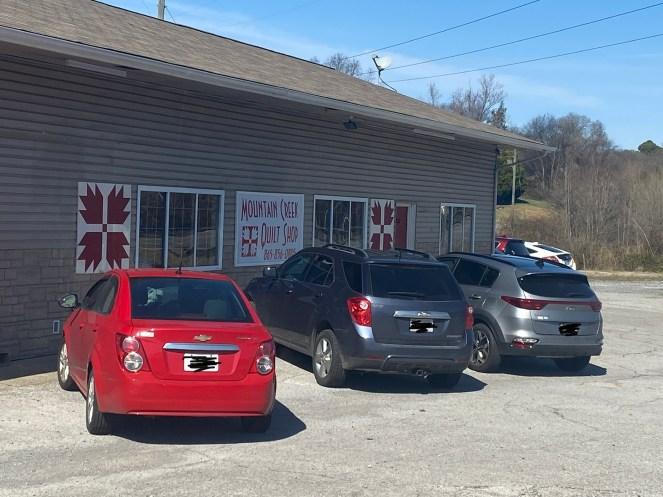 Mountain Creek Quilt Shop