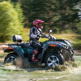 ATV in Action