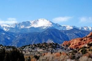 Pikes Peak - Colorado Springs