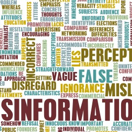 Misinformation is the Most Dangerous Force In the World Today.