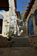 Cobblestone streets, boutiques, galleries and shops