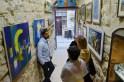 Teaching Kabbalah and selling prints