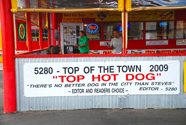 top hot dogs in denver