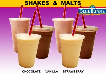 Malts and Shakes