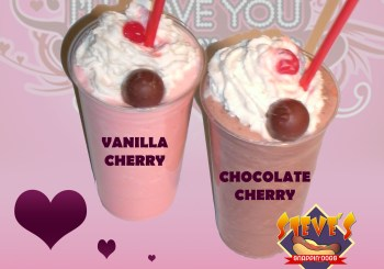 valentines featured shake