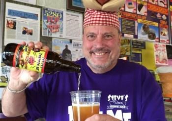 Steve's Snapppin Ale Bottles
