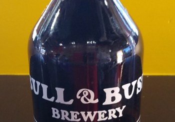 bull and bush brewery growler