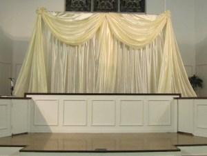 church without sermon