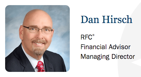 Dan Hirsch from Ameriprise