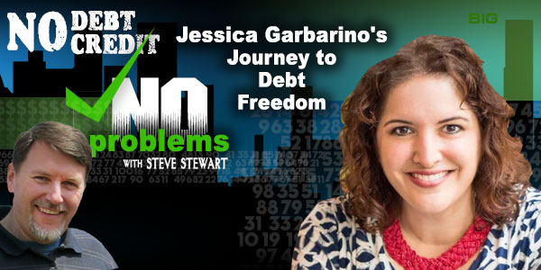 Jessica Garbarino interview on No Debt No Credit No Problems