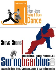 Dance and Business card