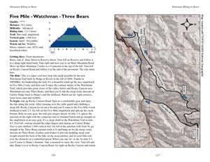 44 - Five Mile - Watchman - Three Bears Loop