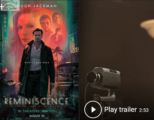 Download Reminiscence Movie