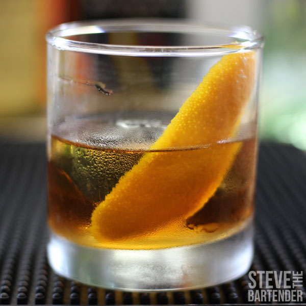 How to make a Spiced Rum Old Fashioned  Cocktail Recipes Online Old Fashioned Cocktail Recipe