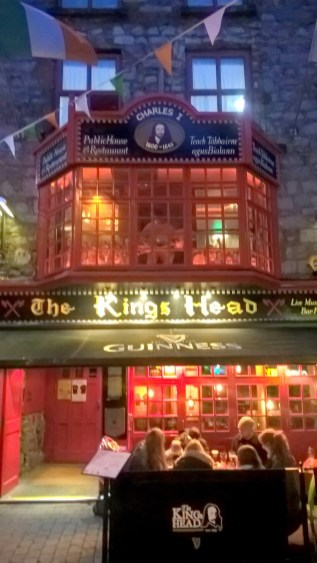 The Kings Head - James I