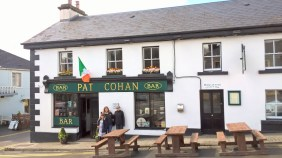 "Pat Cohan Bar, Cong, where ""The Quiet Man"" was filmed, 2016"