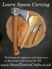 spoon carving workshop Manchester