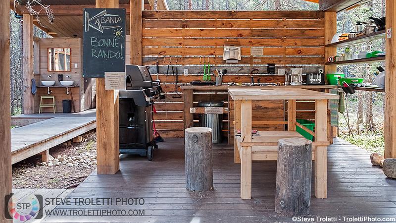 Kabania – Nature Treehouse camping in a Cabanita