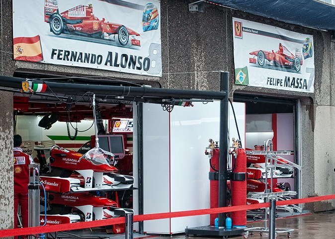 More than just a rainy day for Ferrari F1 – 2011 Montreal Grand Prix
