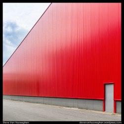 Antwerp :: Industrial Red