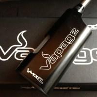 Vapage V-MOD XL - Impressions