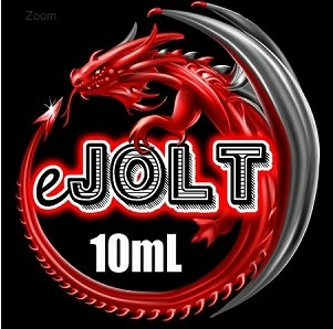Something a Little Different: VapeDudes eJolt Caffeine e-Liquid