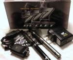 777 bullet starter kit review box image