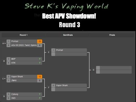 best apv round 3