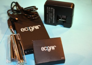 ecigair review kit components