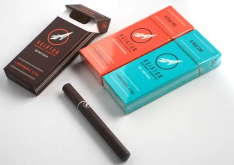aviator club e-cigarette review test flight another picture