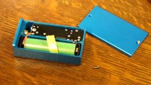 sx300 50w box mod review battery image