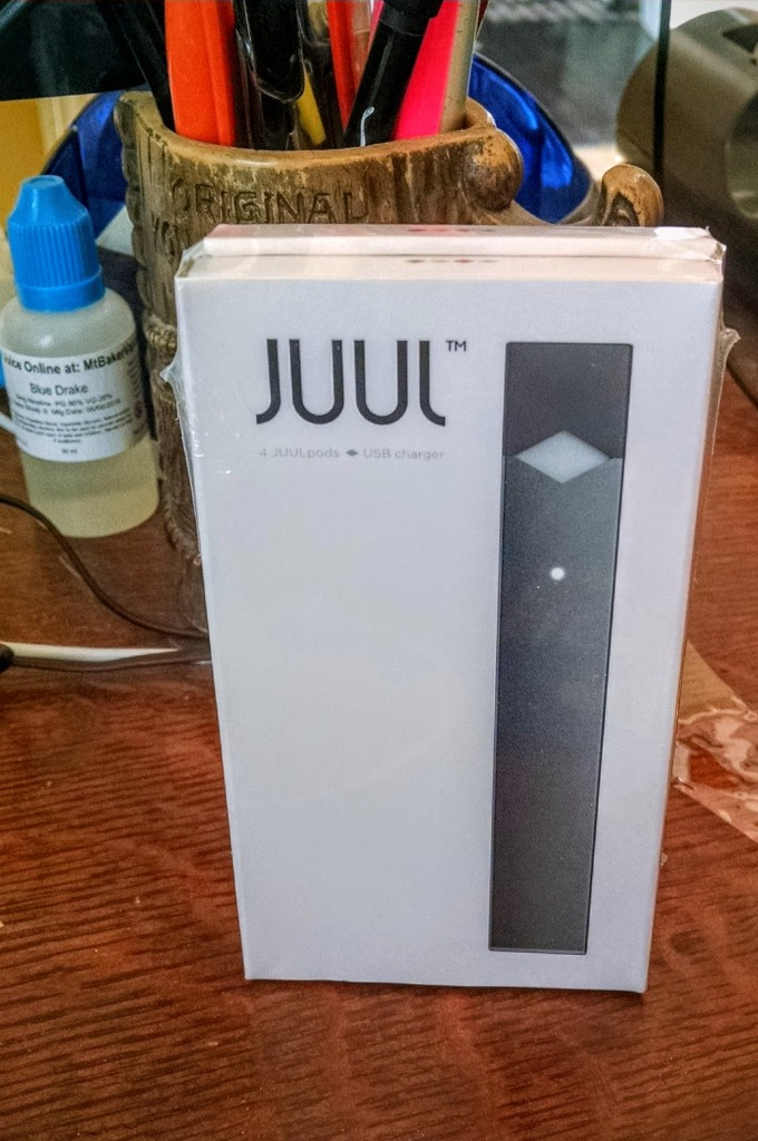 Pax Juul: a Former Smoker's Perspective [Review] – Steve K's