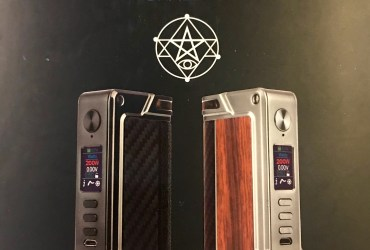 Lost Vape Paranormal DNA250C Vape Mod Review Featured Image