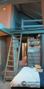rm schindler tischler house loft steve wallet architect