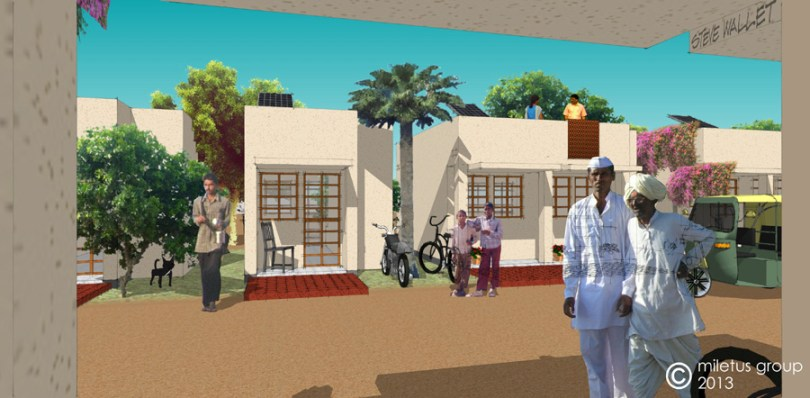 affordable housing pre-fab India